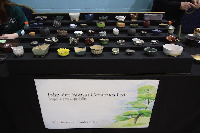 John Pitt Bonsai Ceramics Ltd