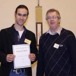 Cotswold Bonsai Society win an Award of Merit