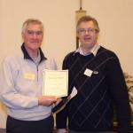 Sussex Bonsai Society win an Award of Merit