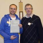 Ashfield Bonsai Society win an Award of Merit