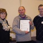 David Jones won a FOBBS Roll of Honour
