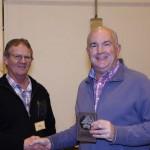 Mark Cooper - Best Shohin, presented by John Pitt