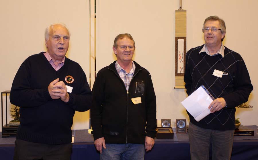 Swindon Winter Show Award Team