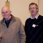 Dennis Healy awarded a Swindon Merit