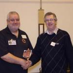 Swindon Merit Award - Paul Bowerbank