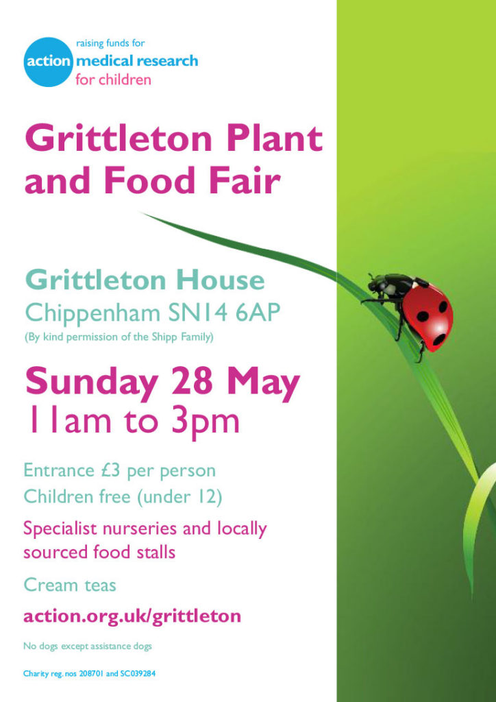 Grillton Plant and food fair